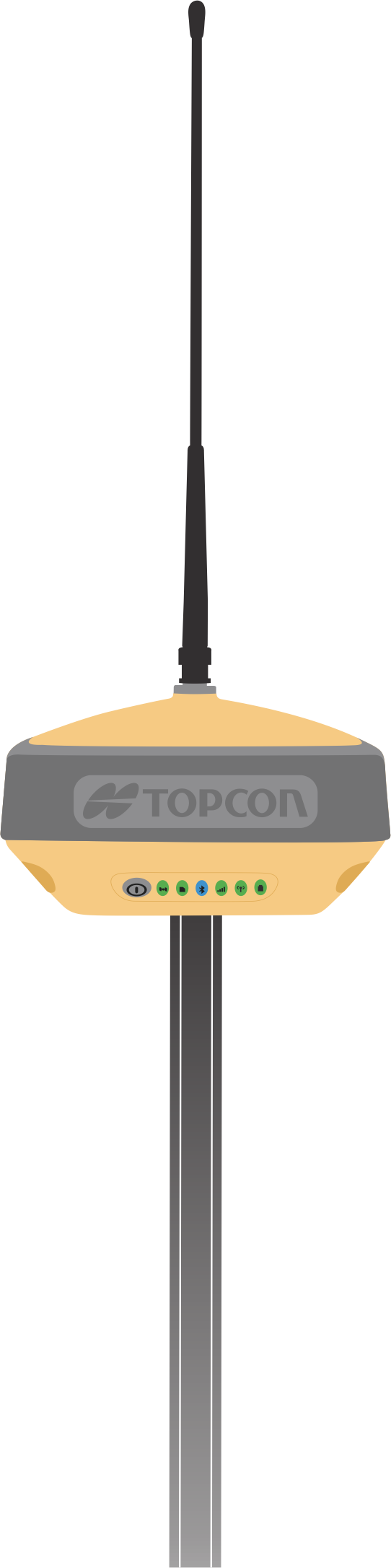 TILT — Topcon Integrated Leveling Technology
